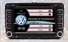 "radio 2 din 7"" GPS USB VW Volkswagen Skoda Golf Seat Navigatore Navi Touch Sreen"