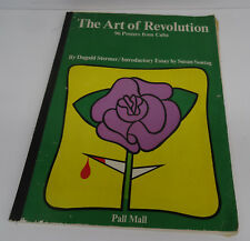 The Art of Revollution 96 Posters from Cuba by Susan Sontag Stermer Dugald 1970