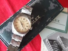 Vintage R0LEX 0YSTER all Genuine UNFINISHED from early 1940's Must SEE THIS FIND