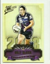 2009 NRL SELECT CLASSIC MELBOURNE STORM BILLY SLATER CLUB PLAYER OF THE YEAR CP7