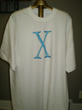"""Apple Think Different """"X"""" Mac OS 10 Introduction Tee Shirt - Extra Large"""