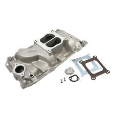 454 Low Rise Intake Manifold Big Block Chevy BBC BB Oval Port Aluminum Intake