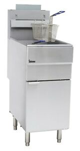 Infernus LPG/NG Commercial Stainless Gas Fryer -NEW fast delivery