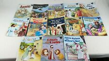 13 ARCH BOOKS QUALITY RELIGIOUS BOOKS FOR CHILDREN LEARNING BIBLE STORIES IS FUN