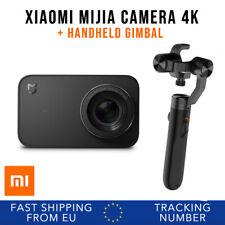Xiaomi Mijia Camera 4K + HANDHELD GIMBAL Action Video Recording Mini Smart