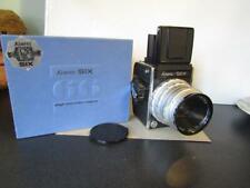 Kowa Six Medium Format SLR Film Camera Lens  85/2.8 Silver With Box Vintage