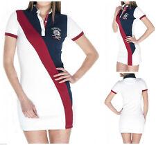 Plus Size Cotton Blend V Neck Stretch Women's Tops & Shirts