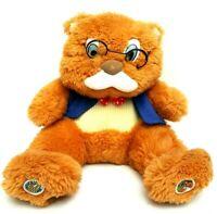 Brown Talking Teddy Bear Story Telling Soft Plush Animal Stuffed Doll Toy 22CM