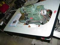 Yamato TWIN NEEDLE 5 (or3) THREAD KNITWEAR OVERLOCKER INDUSTRIAL SEWING MACHINE