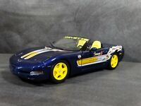 Maisto 1998 Chevy Corvette Indy 500 Pace Car C5 Convertible 1:18 Scale Diecast