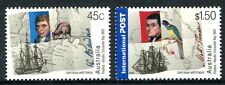 JOINT ISSUE WITH FRANCE 2002 - MNH SET OF TWO (BL316-RR)
