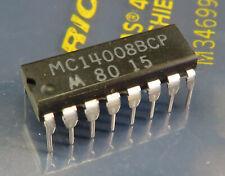 Motorola 3x mc10114l triple Line receiver