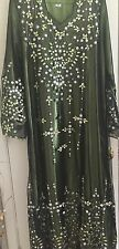 Thobe Abaya Caftan Kaftan Dishdasha Jilbab Gown Middle Eastern Women Dress