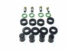 FUEL INJECTOR REPAIR KIT O-RING FILTERS GROMMETS CAPS COLT SUMMIT MIRAGE 1.5L