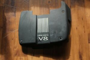 2000 2001 2002 LINCOLN LS V8 3.9L ENGINE COVER FINISHING PANEL OEM