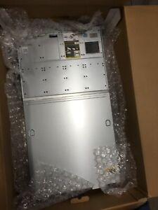 HPE APOLLO 4200 Gen 9 CTO Chassis E5-2620v4 8-Core 2.10 GHz 64GB Ram