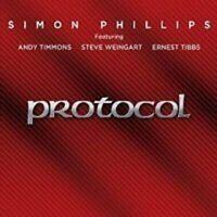 Simon Phillips - Protocol III [CD]