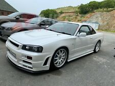 Nissan Skyline GTS 34, R34 Front Fenders ONLY GT-S  (Z-tune GTR style)