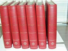 BRITISH COLONIES, WW, 1000s of Stamps in 6 Lighthouse Stockbooks