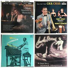 50s60s70s Oldies Pop Soul Jazz 33rpm records vinyls $19/ 10 albums NM cond Nr.1.