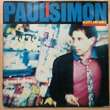 PAUL SIMON Hearts And Bones US Press LP