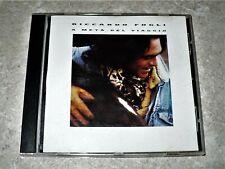 CD RICCARDO FOGLI-A META' DEL VIAGGIO-ED.COLUMBIA 1991
