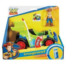 Toy Story Imaginext Woody and RC NEW