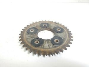 61 Harley Davidson Aermacchi Sprint C Rear Wheel Sprocket Pulley