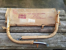 NOS 1953 Ford Front Bumper Wing Guards BF-17891-A Customline Crestline Victoria