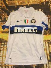 Maglia FC INTER away Triplete 2009-2010 LUCIO