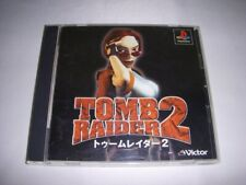Tomb Raider 2 PS1 Victor Sony Playstation 1 From Japan