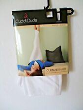 Cuddle Duds womens Climatesmart leggings size Large white