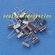 100pcs 24.768MHZ/24.768 MHz Quartz Crystal Oscillator HC49/S HC-49S Low Profile