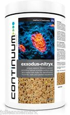 CONTINUUM EXXODUS•NITRYX 1000 ml (The best nitrate removal media you can get)