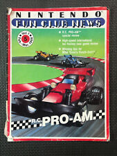 Vintage Nintendo Fun Club News NES newsletter Feb/March 1988 issue #5