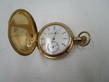 102434 Grade 127 Works 5514626 Elgin Watch Company Pocket Watch Case