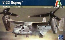 Italeri 1/48 Bell Helicopter Textron V-22 Osprey USAF Kit #2622 Factory Sealed