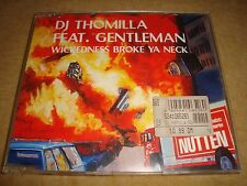 DJ THOMILLA feat. GENTLEMAN - Wickedness Broke Ya Neck  (Maxi-CD)