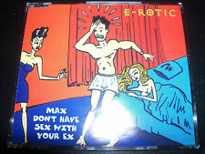 E-rotic Max Don;t Have Sex With Your Ex (Central Station) Aust Remixes CD Single