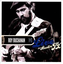 Live from Austin, TX by Roy Buchanan (CD & DVD, Mar-2012, 2 Discs, New West...