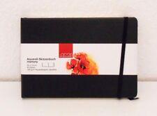 *Skizzenbuch Memory*, für Aquarellmalerei, 180 g/m², DinA5, - NEU-