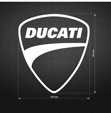 DUCATI STICKER DIE CUT DECAL VINYL RACING