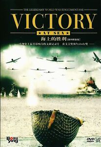 "New  4DVD "" Victory At Sea "" Complete War Documentary Set (26 Episodes)"
