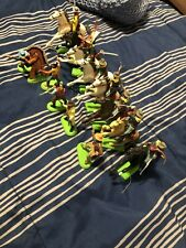 Cowboys, Natives And US Calvery Figures Britains Ltd 1971 Deetail