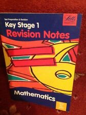 Letts Mathematics key stage 1 revision notes