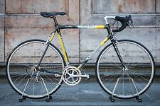 Colnago C40 Carbon Fiber tubes Campagnolo Record 9 speed Carbon size 57 Derosa