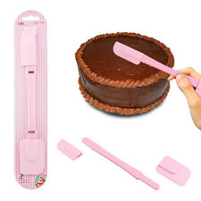 Baking Spatula Cooking Silicone Cake Double Head Soft Flexible Pastry Bakeware