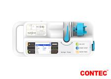 28 Lcd Portable Infusion Syringe Pump Injection Machine Visual Alarm Kvo