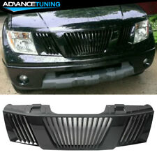 Fit For 05-08 Nissan Frontier Pathfinder Grill Grille Black Brand New