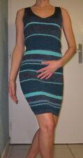 robe bleu brillante morgan 36/38